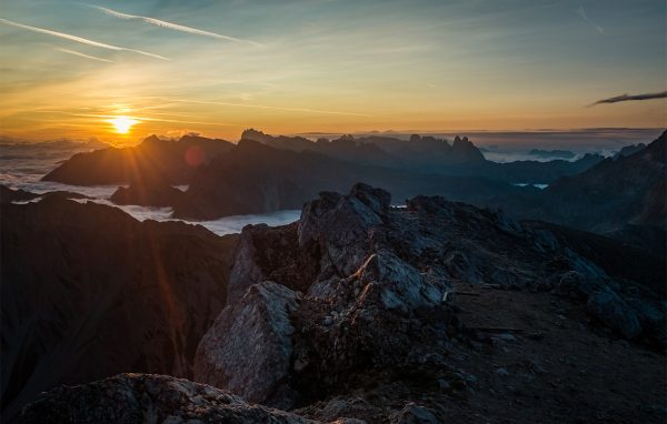 Dolomites - Sunrise
