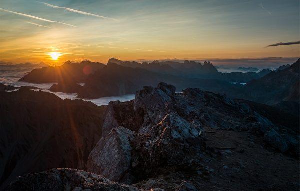 Dolomites - Sunrise