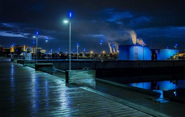 Lumca produits d'éclairage -Vieux Port de Québec