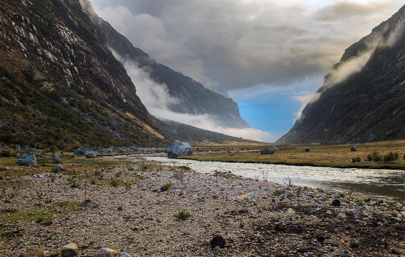 Peru - Santa Maria Trekking
