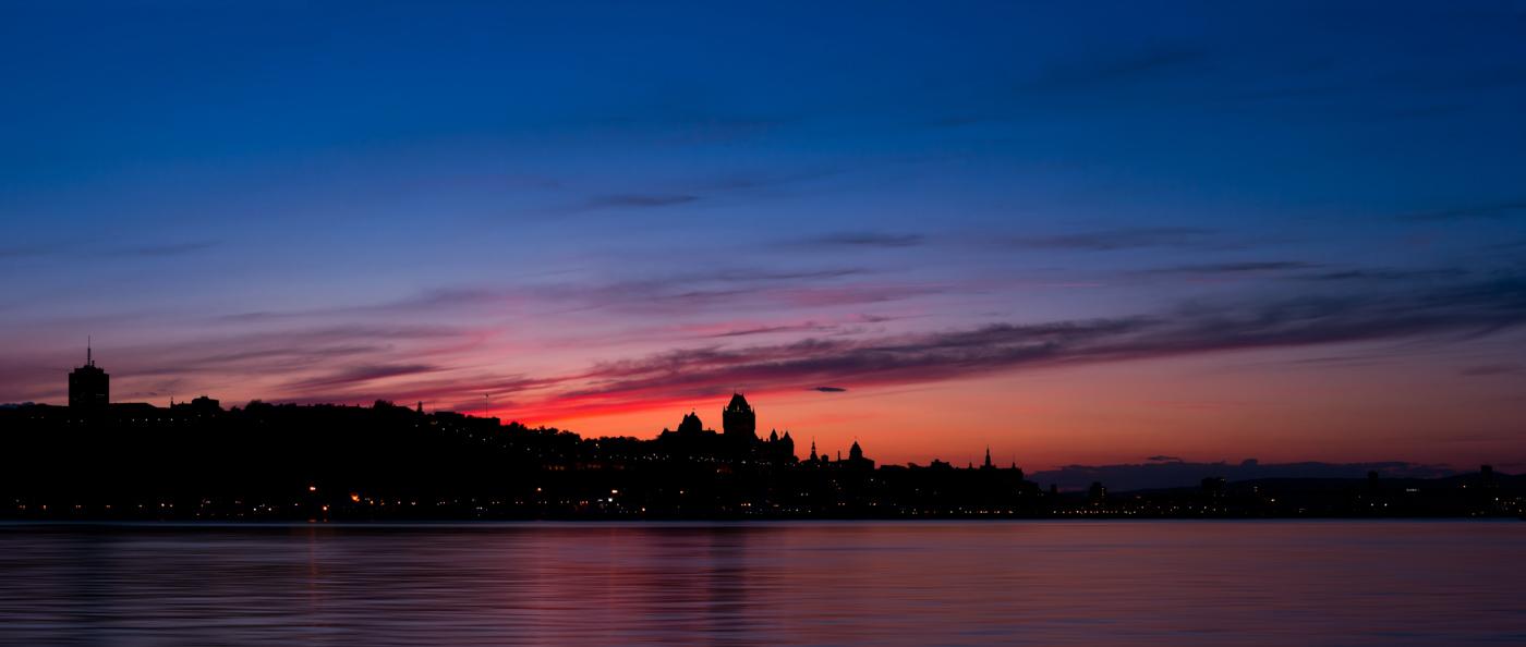 Québec - Panoramic view
