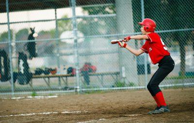 Baseball mineur - Photographe de sport