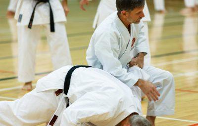 Shotokan kangeiko - Photographe de sport